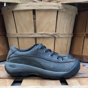 Keen Presidio Leather Comfort Shoes
